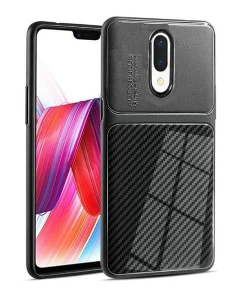 Shine carbon Tpu Nokia 5.1 Plus (2018)