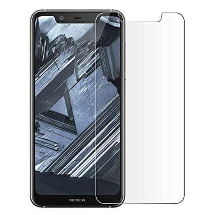 Стъклен протектор Nokia 5.1 Plus 2018