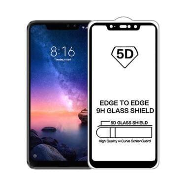 5D  Glass FULL GLUE стъклен протектор Nokia 7.1 Plus 2018 (8.1)