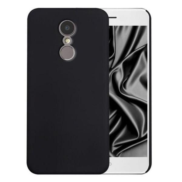 Черен силиконов гръб lenovo K6 Note