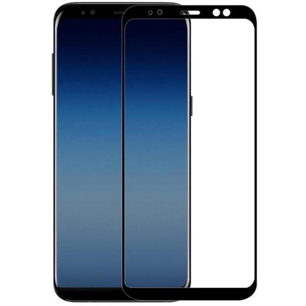 3D стъклен протектор Full face за Samsung A8 Plus 2018