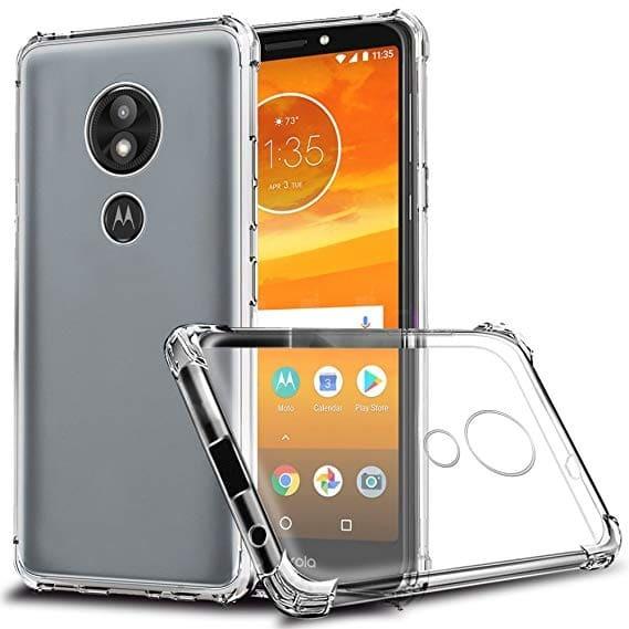 Clean Armor силиконов гръб Motorola Moto E5 Plus