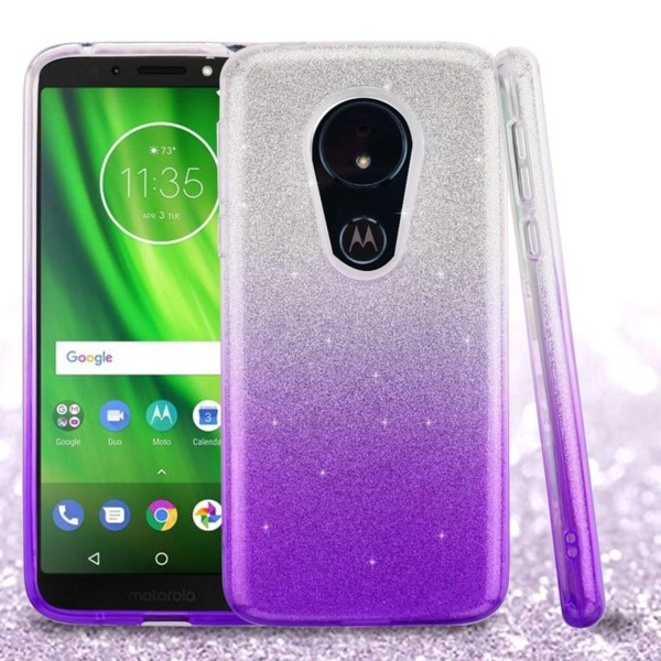 Силиконов Gradient гръб Motorola G6