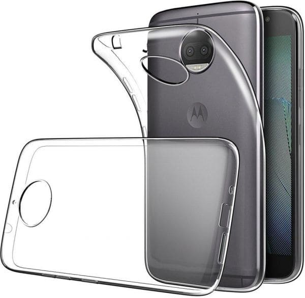 Силиконов гръб Motorola Moto G6