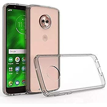Clean Armor силиконов гръб Motorola G6 Plus