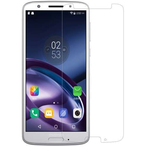Стъклен протектор Motorola Moto G6 plus