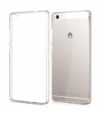 Силиконов гръб Crystal Huawei P8 Lite