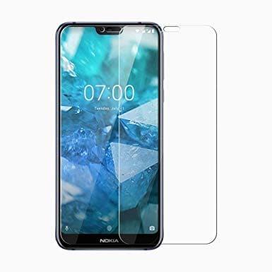 Стъклен протектор Nokia 8.1(7.1 plus)2018