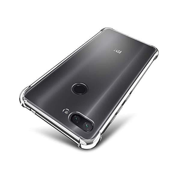 Clean Armor силиконов гръб Xiaomi Mi 8 Lite