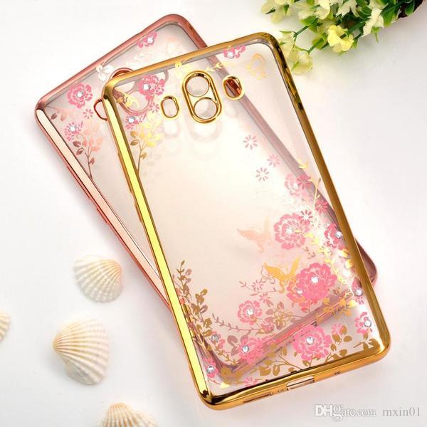 Луксозен силиконов гръб Huawei Honor 10 Lite