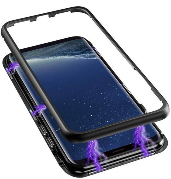 360 Magnetic Case с метална рамка Samsung S9