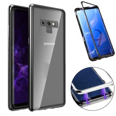 360 Magnetic Case с метална рамка Samsung Note 8