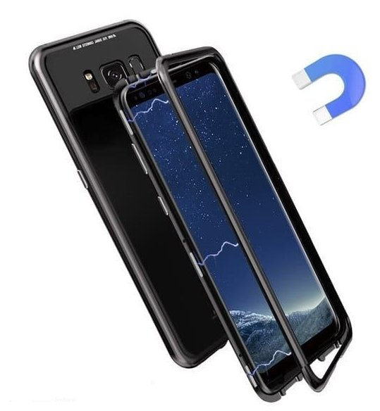 360 Magnetic Case с метална рамка Samsung S8