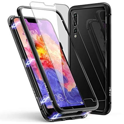 360 Magnetic Case с метална рамка Huawei P20