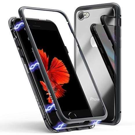 360 Magnetic Case с метална рамка Iphone 6/6s