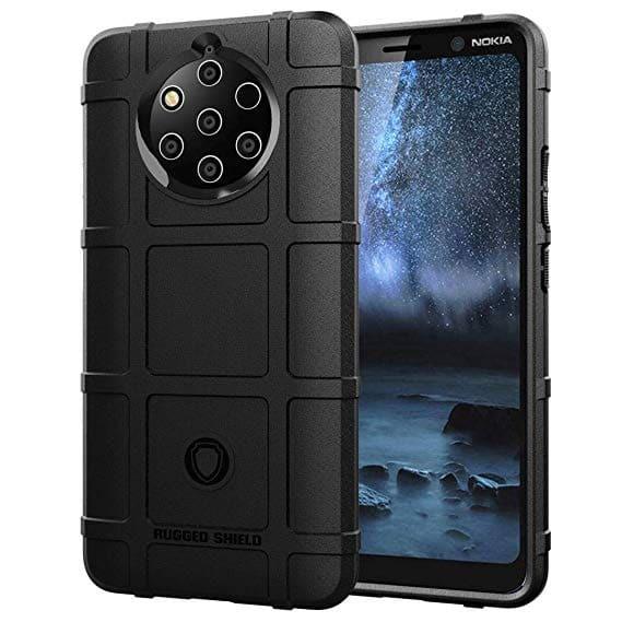 Rugged Shield Удароустойчив кейс Nokia 9 PureView