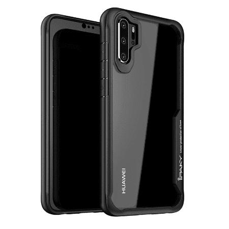 Ipaky Acrylic противоударен гръб Huawei P30
