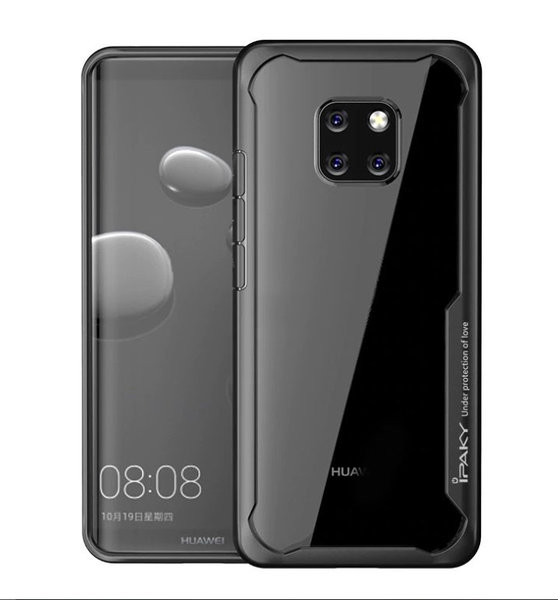 Ipaky Acrylic противоударен гръб Huawei Mate 20 Pro