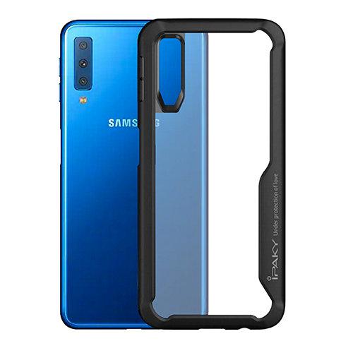 Ipaky Acrylic противоударен гръб Samsung A7 2018