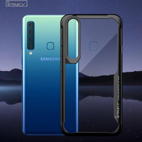 Ipaky Acrylic противоударен гръб Samsung A9 2018
