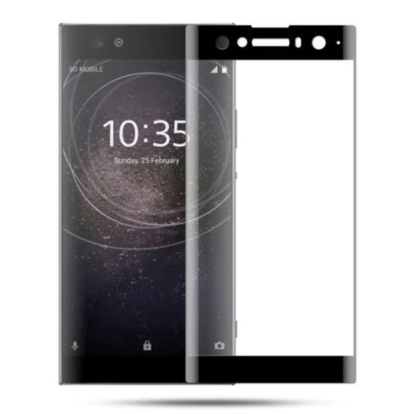 3D стъклен протектор Full face Sony Xperia XA1