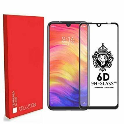 5D Glass  FULL GLUE стъклен протектор Xiaomi Redmi 7