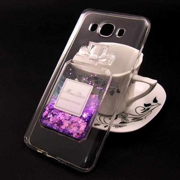 Perfume TPU силиконов кейс Huawei Mate 20 Lite