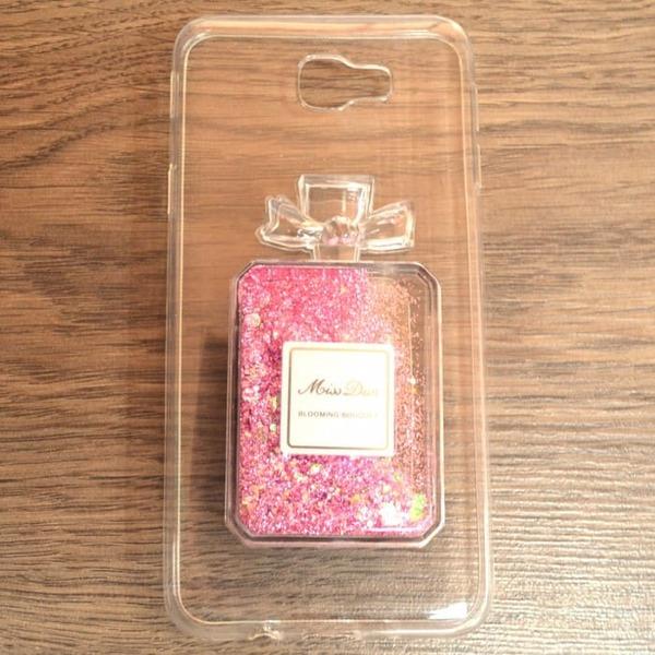 Perfume TPU силиконов кейс Huawei Y6 (2018)