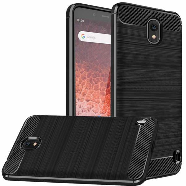 Carbon fiber гръб Nokia 1 Plus