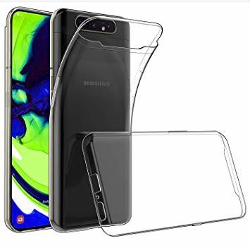 Силиконов гръб Samsung A80