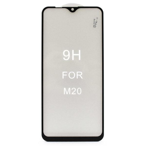 5D Glass FULL GLUE стъклен протектор Samsung M20
