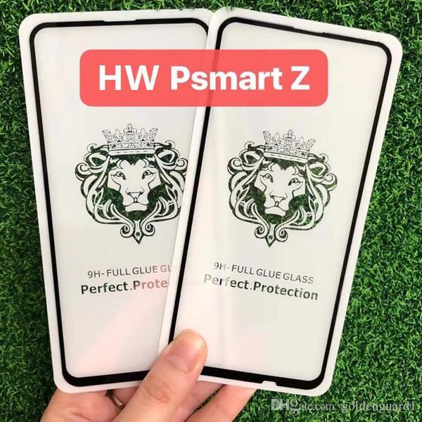 5D Glass FULL GLUE стъклен протектор Huawei P Smart Z