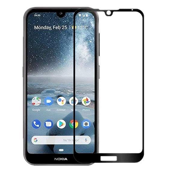 3D стъклен протектор Full face Nokia 2.2 2019