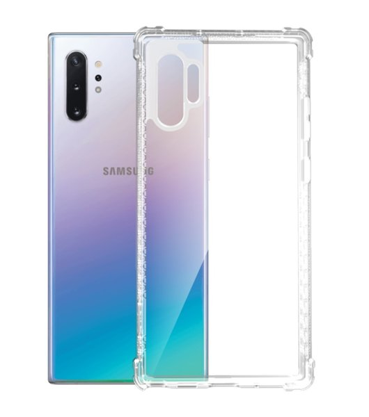 Clean Armor силиконов гръб Samsung Note 10 Plus