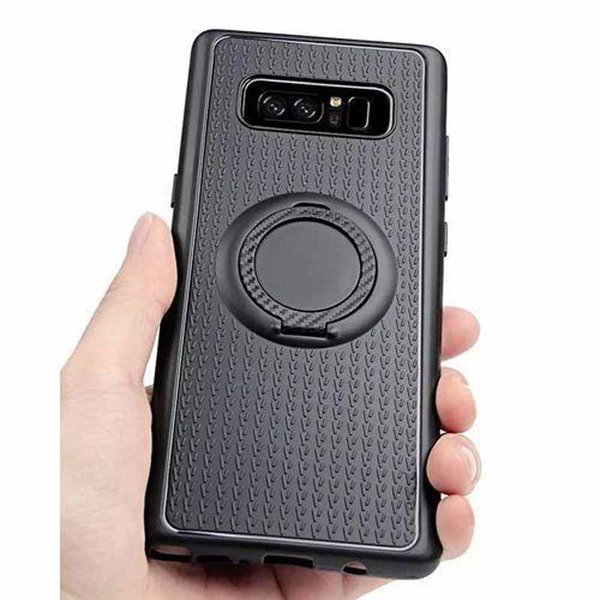 iFace Tpu Magnetic силиконов гръб Samsung Note 10 Plus