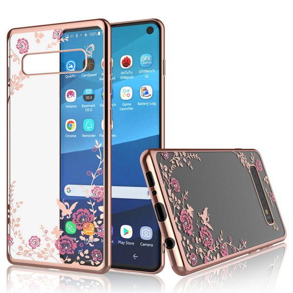 Луксозен силиконов гръб за Samsung Note 10 Plus