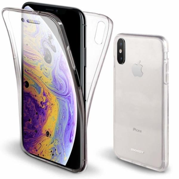 360 градусов кейс силиконов iPhone XS/10/X