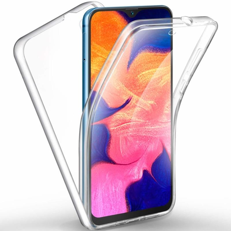360 градусов кейс силиконов Samsung A10