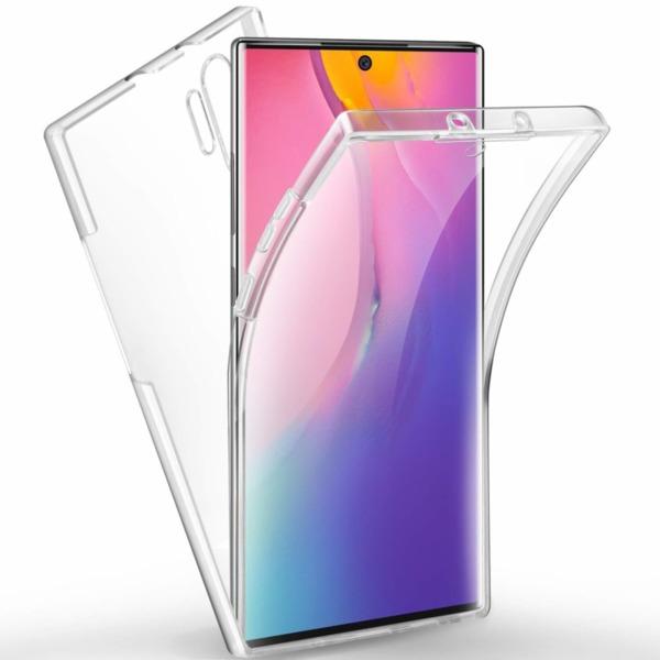 360 градусов кейс силиконов Samsung Note 10