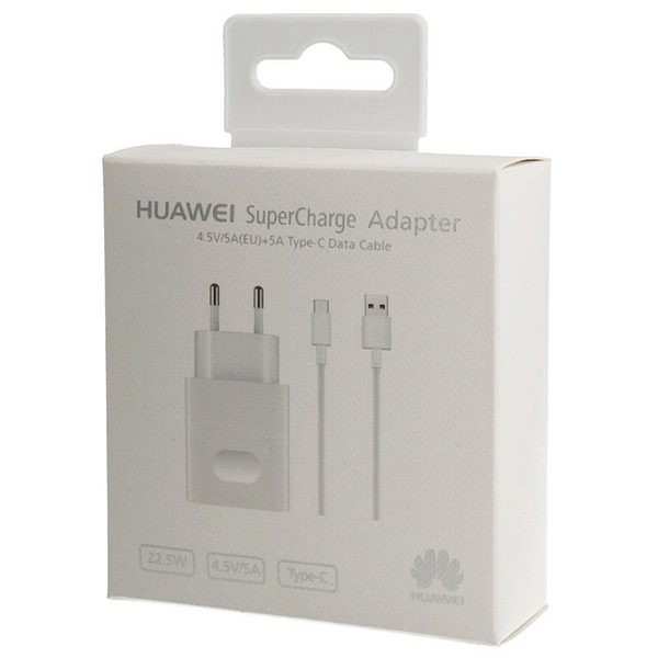 Huawei Super Charge Adapter + USB Cable