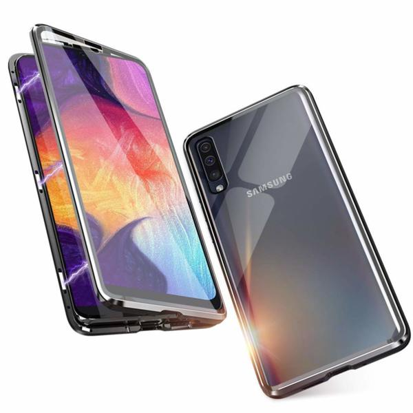 360 Magnetic Case с предно и задно стъкло Samsung A40