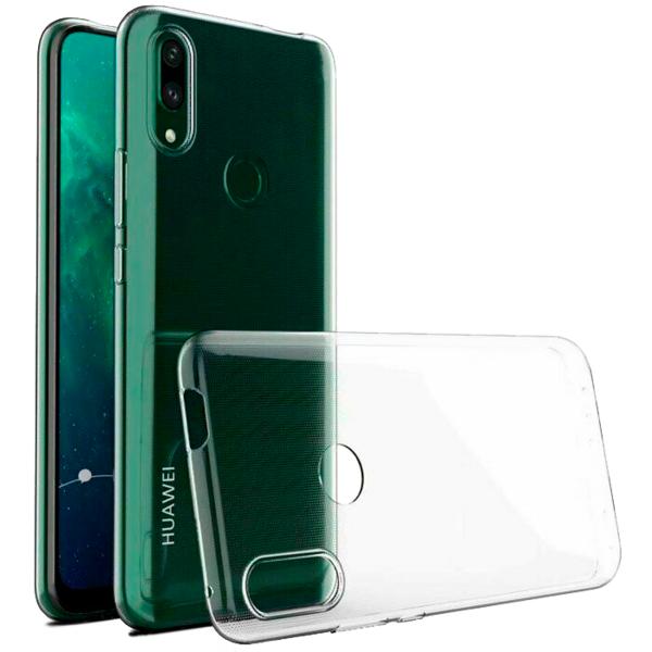 Силиконов гръб Crystal Huawei P Smart Z