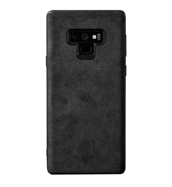 Alcantara кожен гръб Samsung Note 9