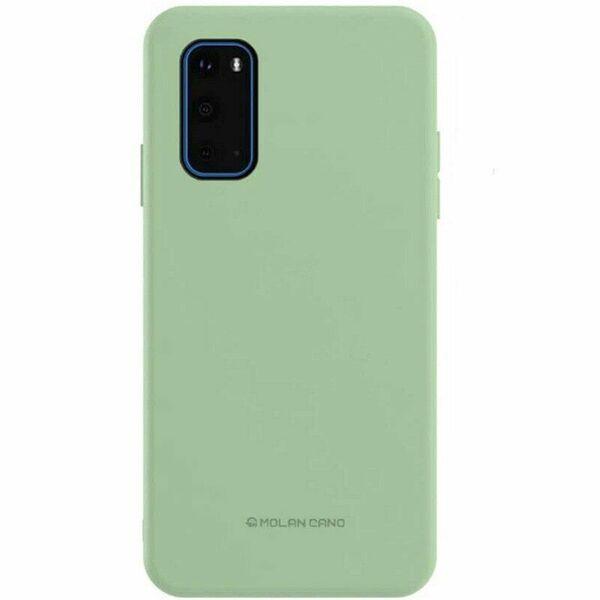 Molan Cano силиконов гръб Samsung S20