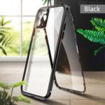 360 Magnetic Case с предно и задно стъкло Iphone 11 Pro/Pro Max + камера протектор-Copy