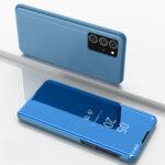 Clear View Flip Case Samsung A31-Copy