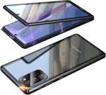 360 Magnetic Case с предно и задно стъкло Samsung Note 20 ultra-Copy