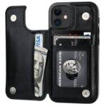 Кожен Magnetic case тип заден тефтер Iphone 12 Pro Max-Copy