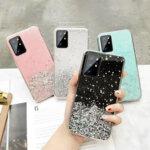 Brillante stars силиконов гръб Samsung Note 20-Copy