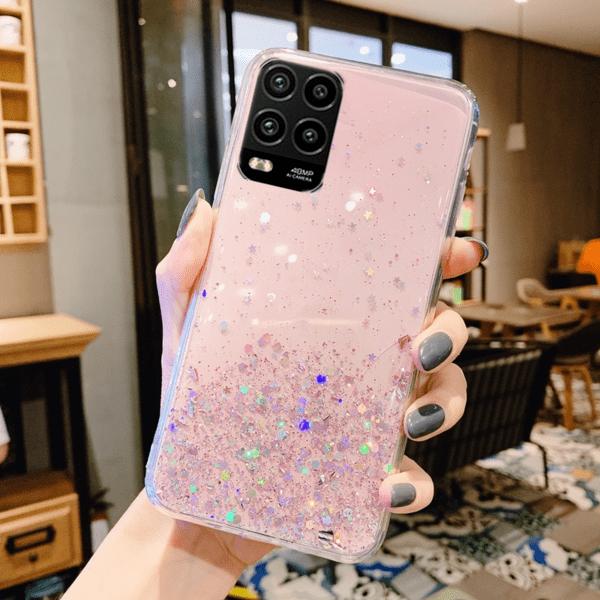 Brillante stars силиконов гръб Xiaomi Mi 10 Lite 5G